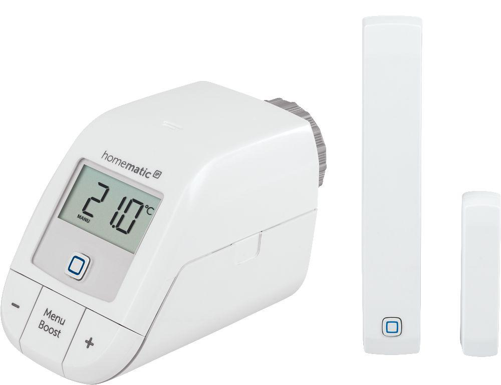 Homematic IP Starter Set 'Heizen' easy connect - Komfortable Steuerung der Raumptemperatur -  - digitrends.ch