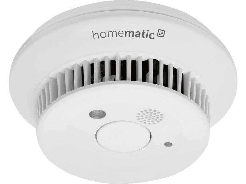 Homematic IP Rauchwarnmelder mit Q-Label -  - digitrends.ch