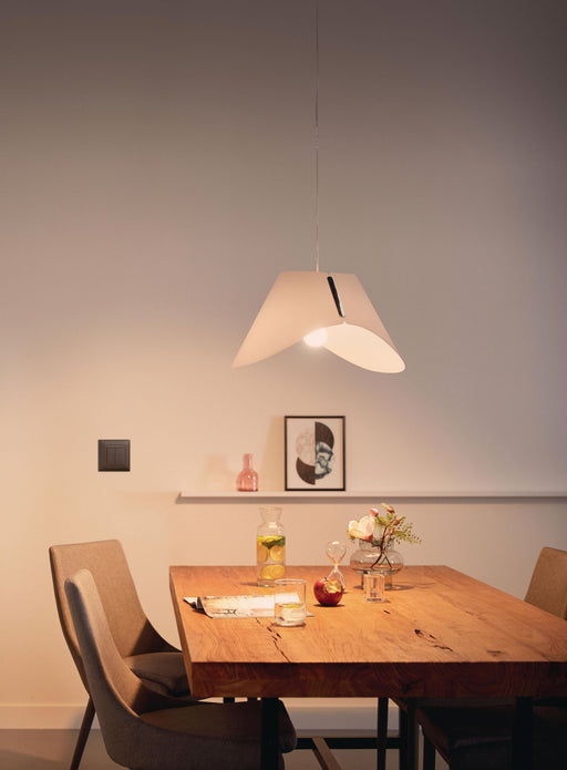 Feller EDIZIOdue Smart Light Control für Philips Hue - Silber - Schalter & Fernbedienungen - digitrends.ch