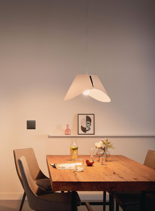 Feller EDIZIOdue Smart Light Control für Philips Hue - Hellgrau - Schalter & Fernbedienungen - digitrends.ch