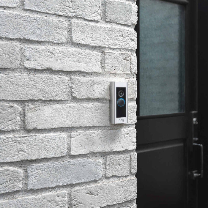 Ring Video Doorbell Pro - Video-Türklingel - Türsysteme - digitrends.ch