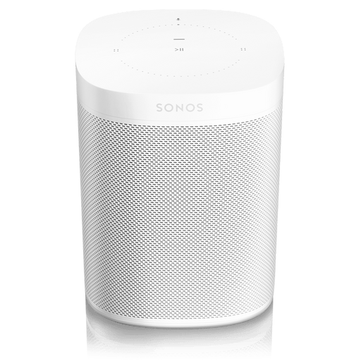SONOS One (Weiss) - intelligente Sprachassistenten - digitrends.ch