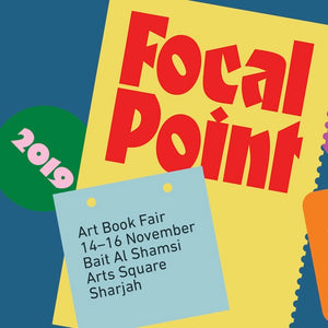 Focal Point Art Book Fair 2019