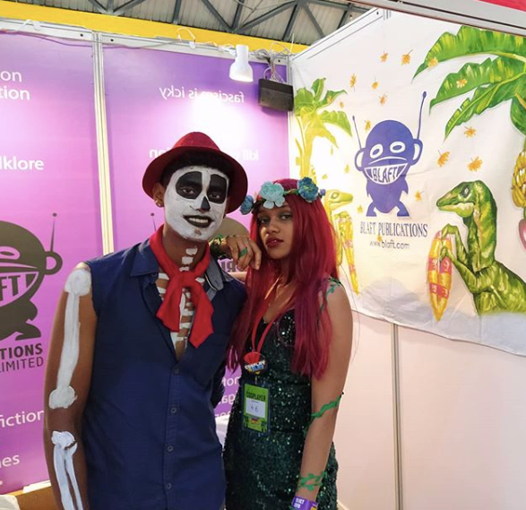 Hyderbadad Comicon 2019