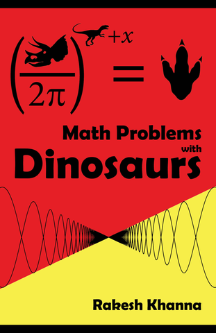 Math Problems with Dinosaurs (eBook)