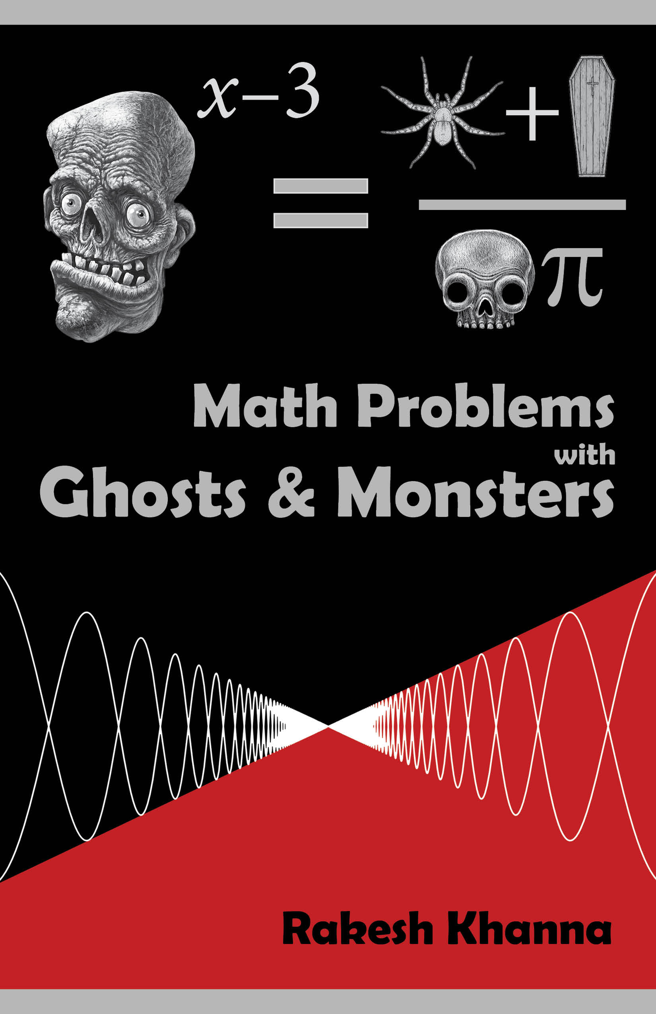 Math Problems with Ghosts and Monsters (eBook)