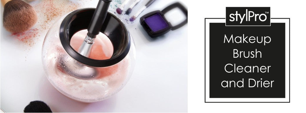 StylPro Makeup brush cleaner