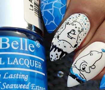How To Get Your Stamping Nail Art Technique Right