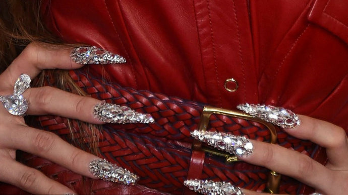 11 Must See Nail Art Designs From The 2020 Grammys