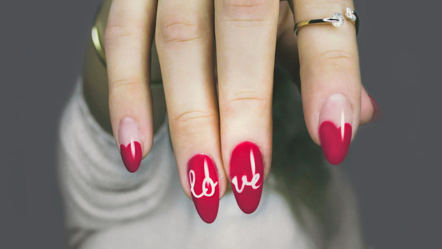 7 Creative Red Nail Art Designs That You Should Try!
