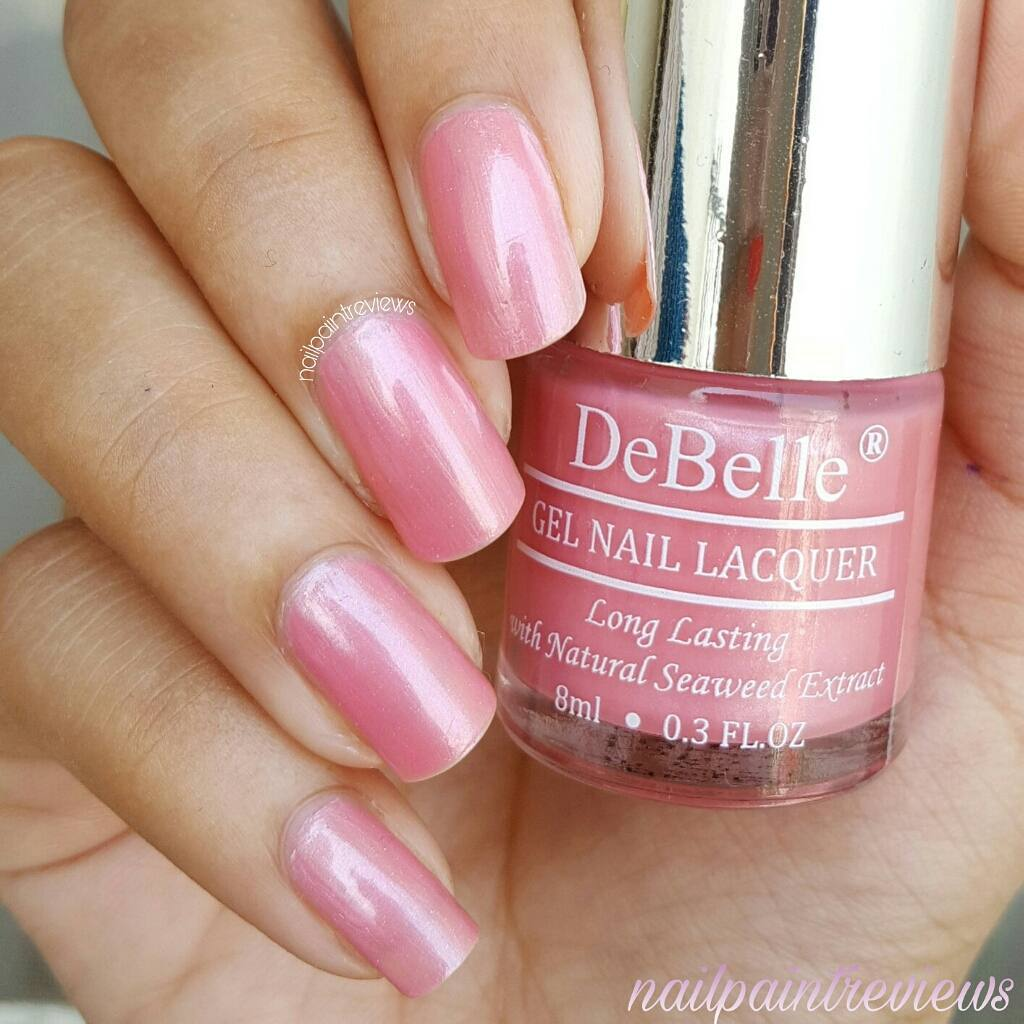 All DeBelle Gel Nail Lacquers Swatches | Naturally Enriched Nail Lacquers With Seaweed Extracts