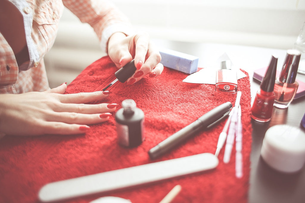 How To Paint Your Nails Perfectly | Step By Step Guide To A Salon-Like Manicure At Home