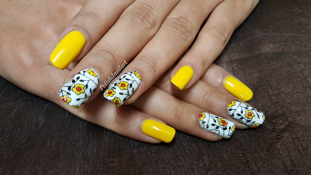 Easy spring nails diy ideas