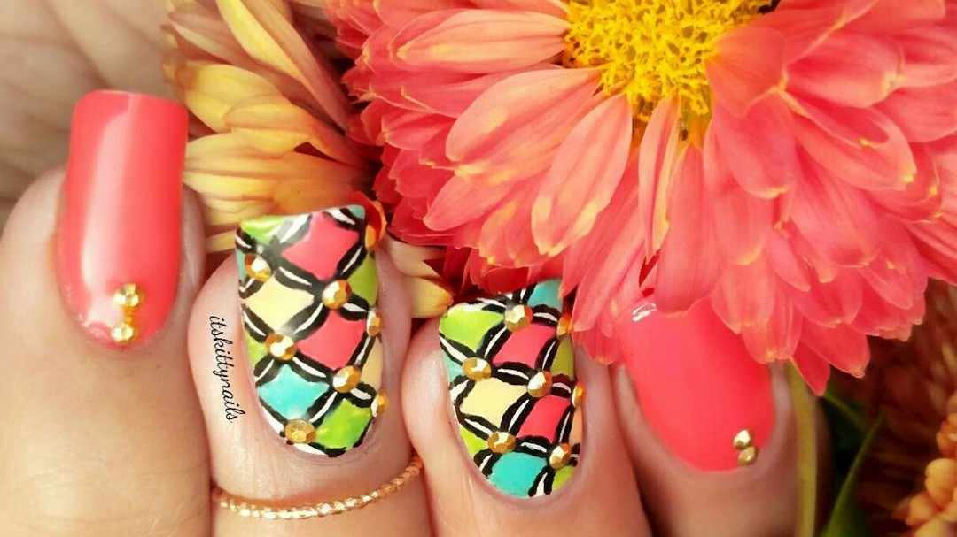 Spring Nail Trends For 2019 - spring nails ideas