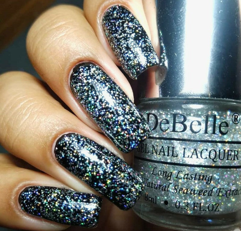 Revive Your Dull Manicure With A Sparkly Top Coat