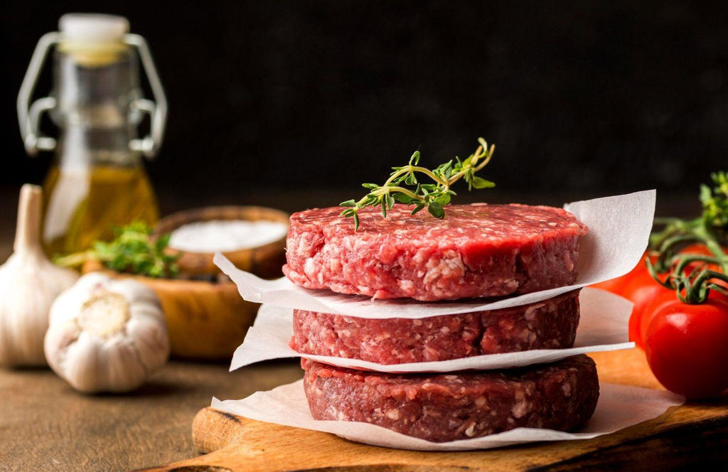 Red meat causes skin issues