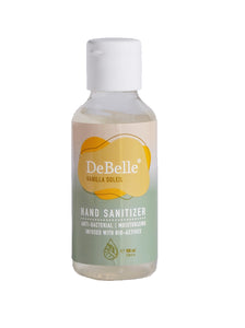 DeBelle Hand Sanitizer combo pack of 4  - Vanilla Soleil (100 ml each)