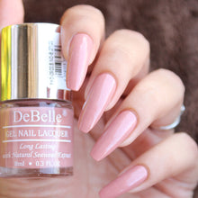 Load image into Gallery viewer, DeBelle Gel Nail Lacquer Rose Aurelia - (Pink Mauve Nail Polish), 8ml