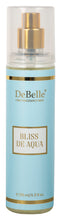 Load image into Gallery viewer, DeBelle Fine Fragrance Body Mist Bliss De Aqua - 135ml