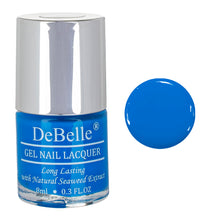 Load image into Gallery viewer, DeBelle Gel Nail Lacquer La Azure - Bright Blue