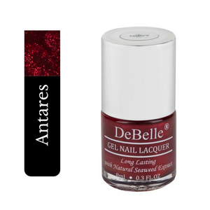 deep maroon shimmer nail polish for women online