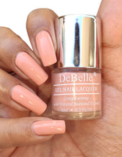 Load image into Gallery viewer, DeBelle Gel Nail Lacquers Combo of 3 Tahiti Teal , Roseate Gold and Choco latte - 8 ml each