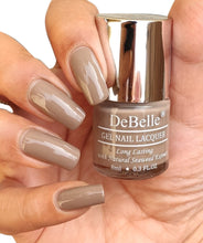 Load image into Gallery viewer, DeBelle Gel Nail Lacquers Combo of 3 Coco Bean, Peachy Passion and Almond Blush - 8 ml each