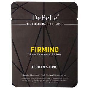 DeBelle Bio Cellulose Face Sheet Mask Firming