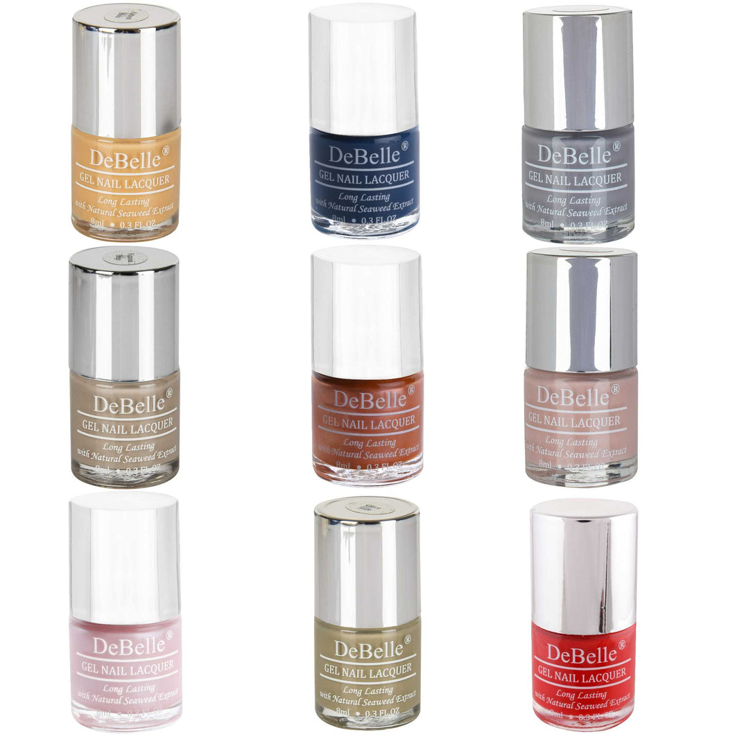 best festive nail polish gift set in India - best diwali gift for women online india