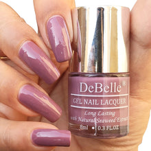 Load image into Gallery viewer, Debelle laura aura nail polish swatch india
