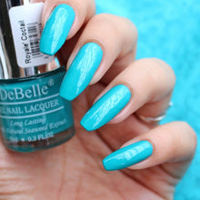 Load image into Gallery viewer, Royale cocktail bright blue nail polish india