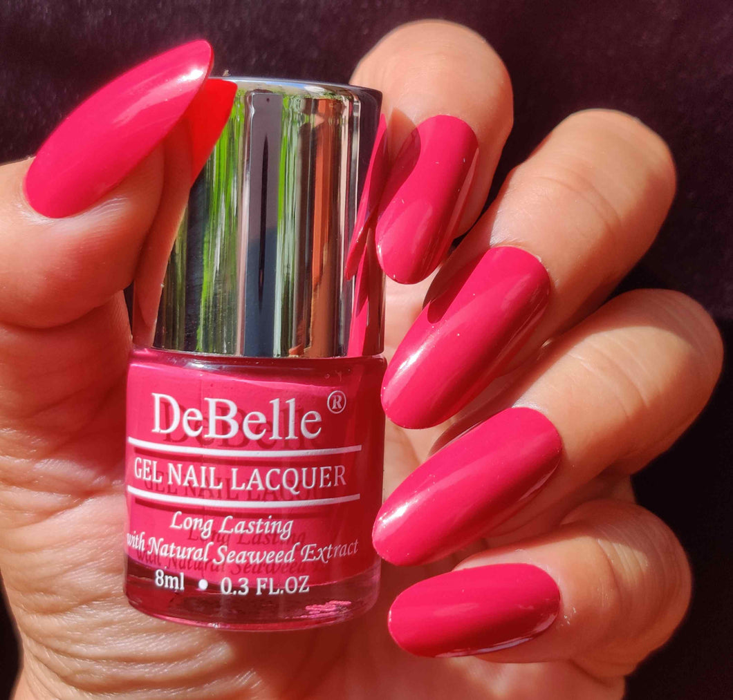 DeBelle Gel Nail Lacquer Tulip Sheen - Fleur Bouquet Collection