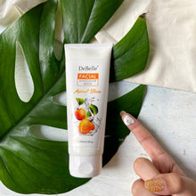 Load image into Gallery viewer, DeBelle Apricot Face Scrub (Facial exfoliator+ Mask) - Apricot Bloom