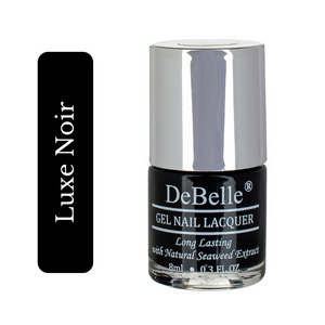 Best black nail paint in  india