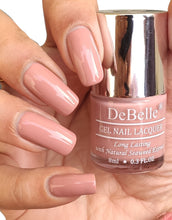 Load image into Gallery viewer, DeBelle Pink Mauve Nail Polish