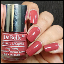 Load image into Gallery viewer, DeBelle Red Nail Polish