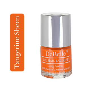 Bright orange nail paint india online