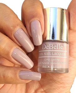 DeBelle Pastel Purple Nail Shade