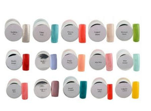 Nail polish combo of 15 nail polish shades