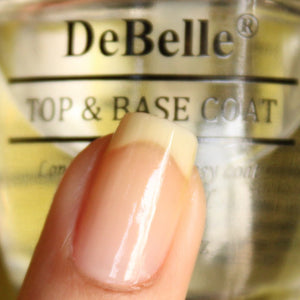 best glossy nail polish top coat for long-lasting nails