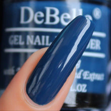 Load image into Gallery viewer, best navy blue nail paint shade