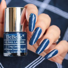 Load image into Gallery viewer, best navy blue nail polish shade for women india