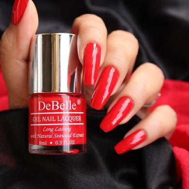 best red nail polish in India for women