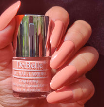 Load image into Gallery viewer, Light peach nail polish swatch