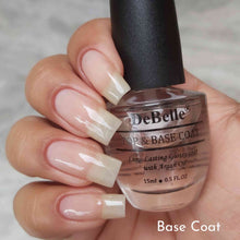 Load image into Gallery viewer, DeBelle Top & Base Coat 15ml