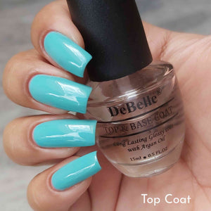 DeBelle Top & Base Coat 15ml