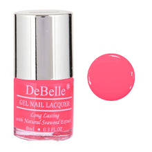 Load image into Gallery viewer, DeBelle Fuschia Pink nail polish droplet