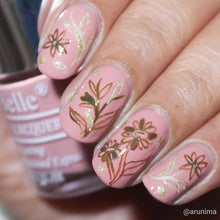 Load image into Gallery viewer, Dusty pink nail polish shade india