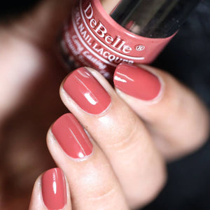Best red nail polish color for brides india