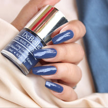 Load image into Gallery viewer, pastel navy blue nail polish online
